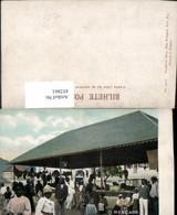 452861,Africa Mercado Markt Volkstypen - Ansichtskarten