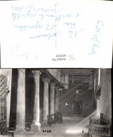452933,Foto AK Badr Kirche Innenansicht Säulen - Ansichtskarten