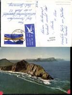 452850,South Africa Cape Point Küste Fliegeraufnahme - Südafrika
