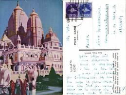 452921,India New Delhi Neu-Delhi Lakshmi Narayan Temple Tempel - Indien