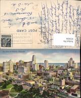 453958,Ontario Toronto Air View Teilansicht - Ontario