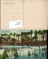 452901,Africa Un Oued Dans Le Sud Wasserfall Palmen - Ansichtskarten