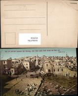 452934,Palästina Bethlehem Betlehem Teilansicht - Ohne Zuordnung