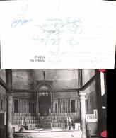 452932,Foto AK Badr Kirche Innenansicht Altar - Ohne Zuordnung
