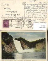 453957,Quebec Montmorency Falls Wasserfall - Quebec