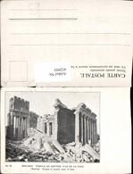 452995,Lebanon Baalbek Temple De Jupiter Tempel Ruine - Libanon