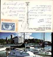 453939,Ontario Goderich Pleasurecraft Hafen Boote - Ontario