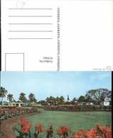 453905,Cuba Playa De Varadero Garten Blumen - Ansichtskarten