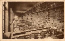 - PARIS. - BIBLIOTHEQUE NATIONALE - Salle De Travail Du Département Des Manuscrits - - Bibliothèques