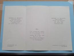 Huwelijk COSYN - MIES (Tandarts) 8 Juli 1947 OOSTERZELE ( Mechelen Glorie/De Corte ) ( Zie Foto Voor Details ) ! - Mariage