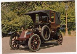 RENAULT 1914 - 2cyl. - 8 CV - Vitesse 40 Km - Général Galliéni - (Taxi De La Marne) - Taxi & Carrozzelle