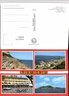 480402,Gibraltar Both Worlds Harbour Cable Car Ceremony Mehrbildkarte - Gibraltar