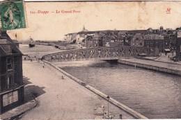 76 - Dieppe -  Le Grand Pont - Dieppe