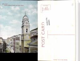 480403,Gibraltar Roman Catholic Church And Main Street Kirche - Gibraltar
