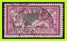 N° 208 TYPE MERSON 1925 - OBLITÉRÉ B - - 1900-27 Merson