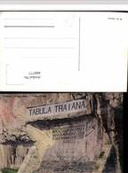 480777,Serbia Kladovo Alduna Trajan-tabla Trajan-Tafel - Serbien