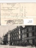 481036,Luxembourg Luxemburg Palais Du Grand-ducale Palast - Ansichtskarten