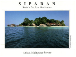 (555) Malaysia Sabah Sipadan - Malesia