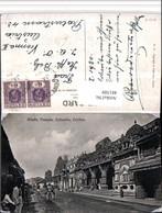 481509,Ceylon Colombo Hindu Temple Straßenansicht - Sri Lanka (Ceylon)