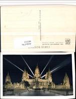 481515,Cambodia Kambodscha Angkor-Vat Wat Tempel - Ansichtskarten
