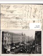 481758,Argentina Buenos Aires Avenida De Mayo Straßenansicht - Argentinien