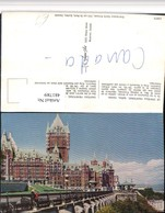 481789,Quebec Chateau Frontenac Schloss - Quebec