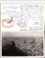 481720,Brazil Rio De Janeiro Vista Aerea Do Corcovado Totale - Ohne Zuordnung