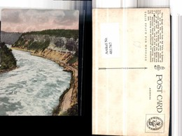 481767,Ontario Great Gorge And Rapids Of Niagara River Fluss - Ontario