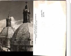 481766,Mexico City Ex-Convento De El Carmen En Alvaro Obregon Kuppel - Mexiko