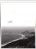 481718,Brazil Rio De Janeiro Praia Copacabana Totale Strand - Brasilien