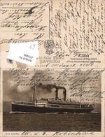 479409,Hochseeschiff Schiff S.S. Gelria Dampfer - Handel