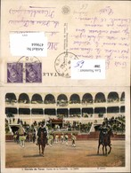 479664,Corrida De Toros Entree De La Cuadrille Pferde Stierkampf Stier - Stierkampf