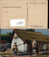479884,Typen Ungarn Pferd Leben A. D. Haide Hortobagy Volkstypen Europa - Europe