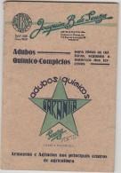 Adubos Químicos ''Garantia'' - Porto - Catálogo Geral Da Secção De Adubos Químicos Simples E Compostos - Publicidad