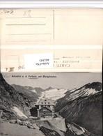 482343,Belvedere An D. Furkastraße M. Mattgletscher B. Realp Kt Uri - UR Uri