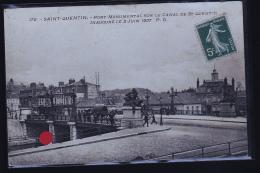 SAINT QUENTIN LE PONT - Saint Quentin