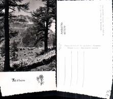 457379,Rhone-Alpes Savoie Val D'Isere Totale Bergkulisse - Frankreich