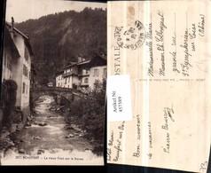 457389,Rhone-Alpes Savoie Beaufort Pont Sur Le Doron Brücke - Frankreich