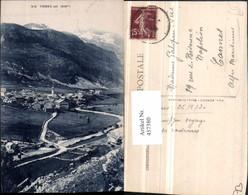 457380,Rhone-Alpes Savoie Tignes Totale Bergkulisse - Frankreich