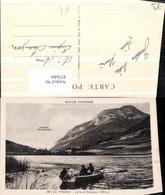 457689,Rhone-Alpes Savoie La Thuile Lac Et Galoppaz See Ruderboot - Frankreich