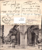 457669,Rhone-Alpes Savoie Chambery Fontaine Elephants Elefanten Brunnen - Frankreich