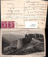 457706,Rhone-Alpes Savoie Modane Fort Charles Felix Festung Bergkulisse - Frankreich
