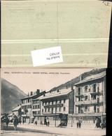 457683,Rhone-Alpes Savoie Modane Gare Savoy Hotel Merlino - Frankreich