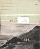 457701,Rhone-Alpes Savoie Chambery Dent Du Chat Et Hotel Restaurant - Frankreich