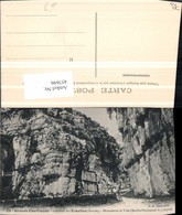 457696,Rhone-Alpes Savoie Grande Chartreuse Grottes Des Echelles Monument - Frankreich