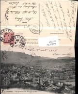 457717,Rhone-Alpes Savoie Chambery Vue Generale Et Montagne Du Chat Totale - Frankreich