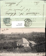 457710,Rhone-Alpes Savoie Chambery Charmettes Habitation J.J. Rousseau - Frankreich