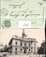 457720,Rhone-Alpes Savoie Chambery Hotel De Ville Rathaus - Frankreich