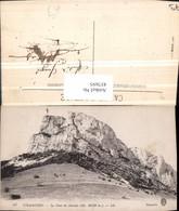 457695,Rhone-Alpes Savoie Chambery Dent Du Nivolet Bergkulisse - Frankreich