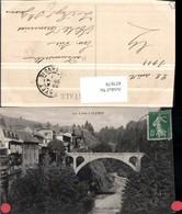 457679,Rhone-Alpes Savoie L'Arly A Flumet Brücke - Frankreich